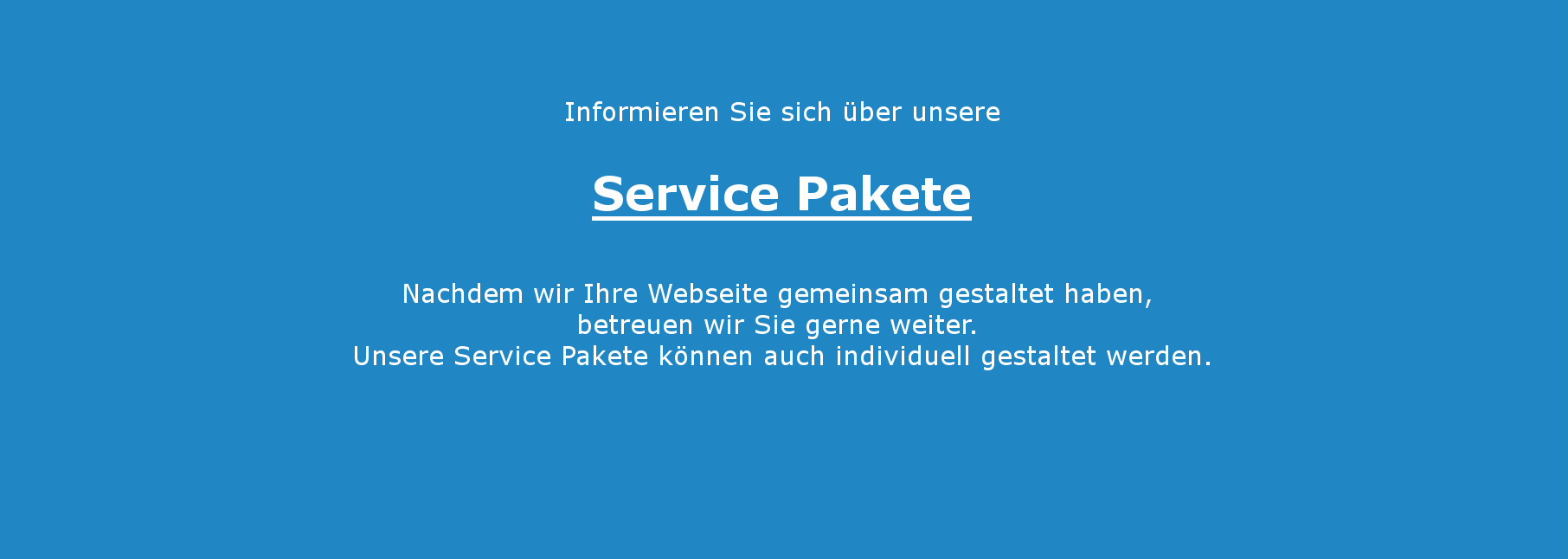 Cnsolutions All-in-One web Services - Christian Nejedly - Service Pakete Christian Nejedly